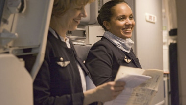 stewardese air france