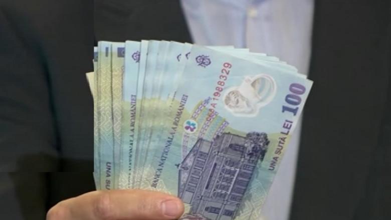 bani - bancnote de 100 lei8