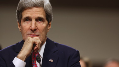 John Kerry - Guliver GettyImages