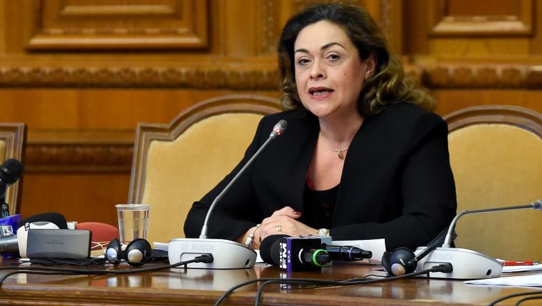 Claudia Ana Costea ministerul muncii agerpres 8100720