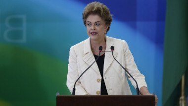 Dilma Rousseff GettyImages-516157884b