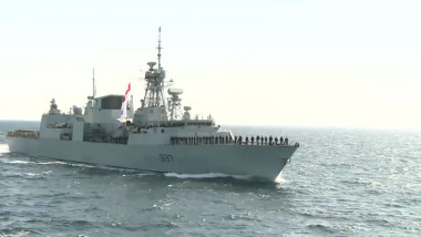 fregata canada
