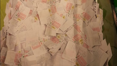 bilete loto crop - loteria romana