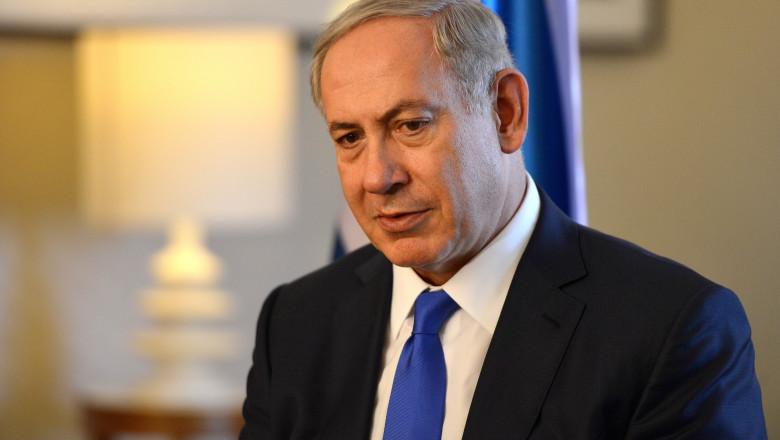 Benjamin Netanyahu GettyImages-493733108