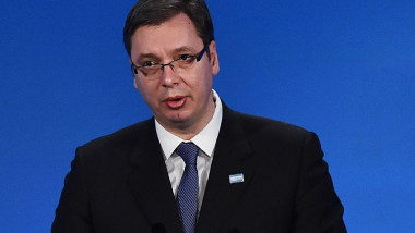 Aleksandar Vucic prim ministru Serbia GettyImages-508398264