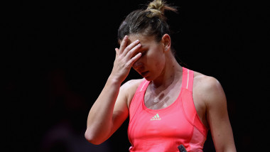 simona halep GettyImages-471076572