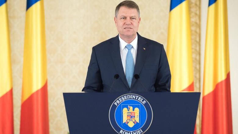 iohannis la cotroceni declaratie - presidency-3.ro