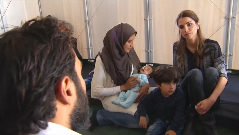 rania refugiati captura