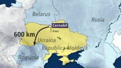 cernobil harta