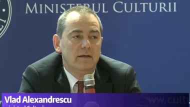 vlad alexandrescu ministrul culturii captura-1