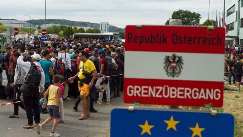 refugiati austria