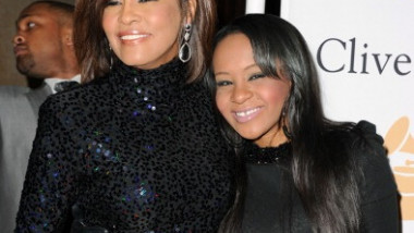 bobbi kristina whitney houston - getty