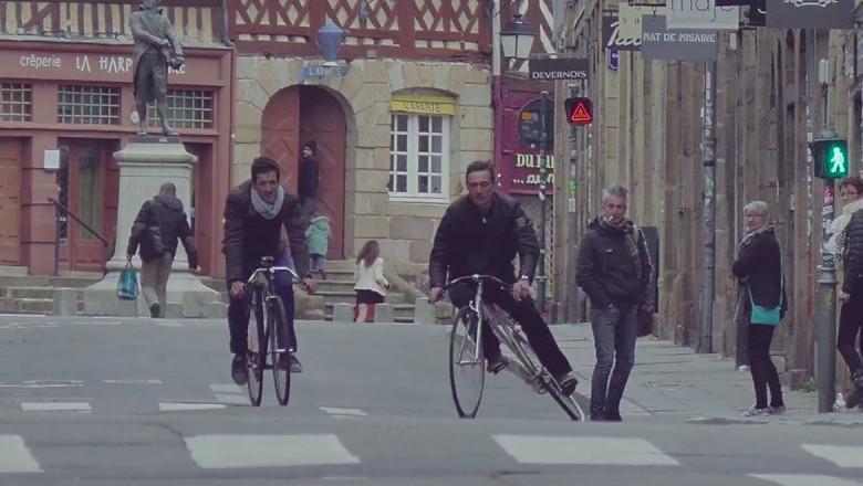 biciclisti inventie