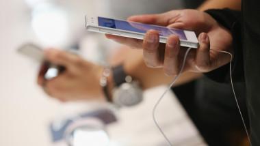 smartphone telefon - GettyImages - 11 sept 15 1