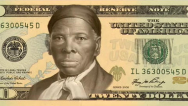 harriet tubman 20 dolari