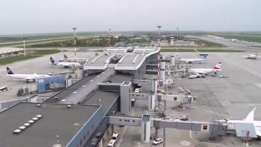 piste aeroport otopeni aerogara