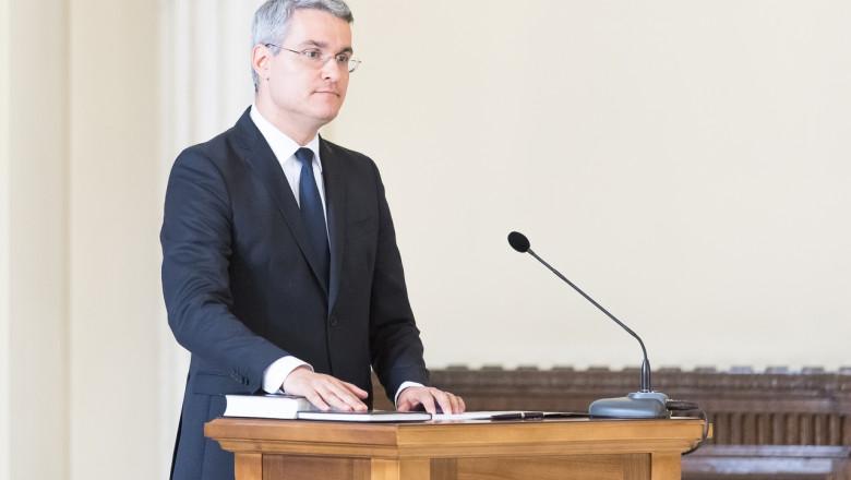 dragos pislaru noul ministru al muncii presidency