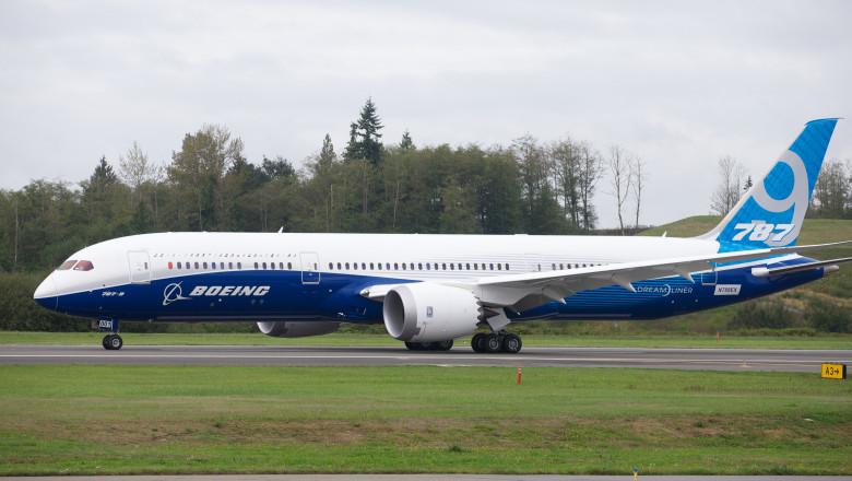 Boeing 787-9 Dreamliner GettyImages