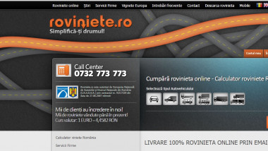 captura site rovineta