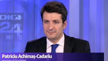 PATRICIU ACHIMAS CADARIU MIN SANATATII