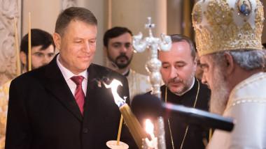 iohannis cu patriarhul ia lumina - presidency