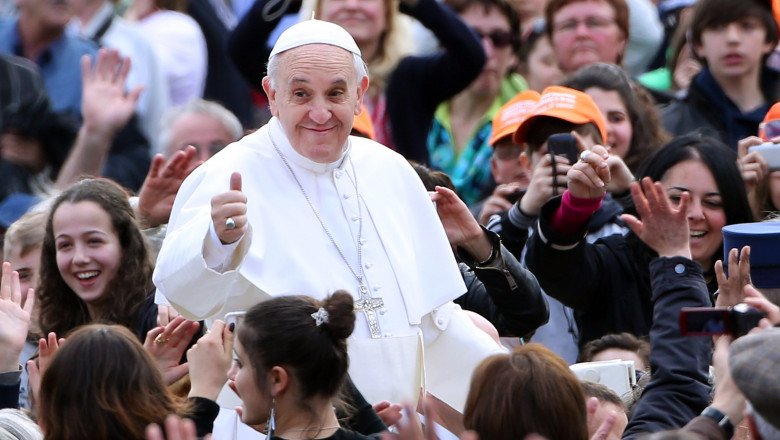 papa francisc - GettyImages - 8 septembrie 15 1