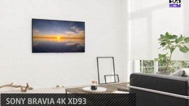 tv sony bravia xd93