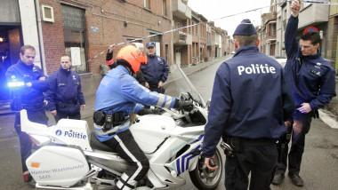 politie belgia GettyImages-84421291