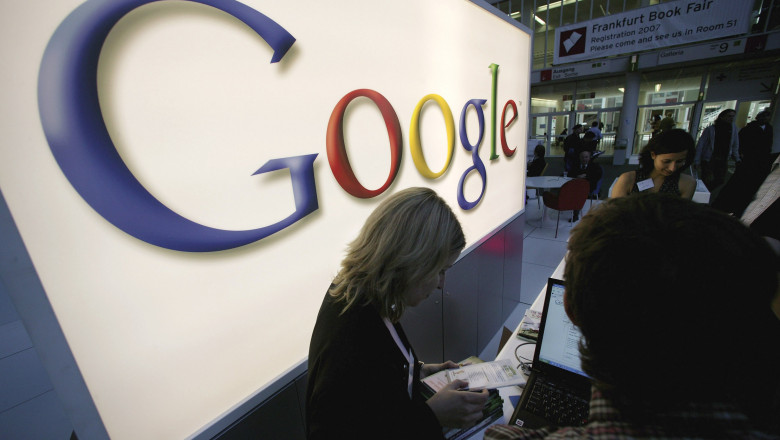 google logo GettyImages-72130955