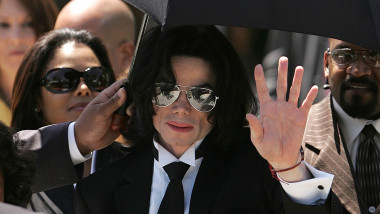 michael jackson - getty