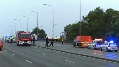 accident dn1 ambulante smurd politie 1