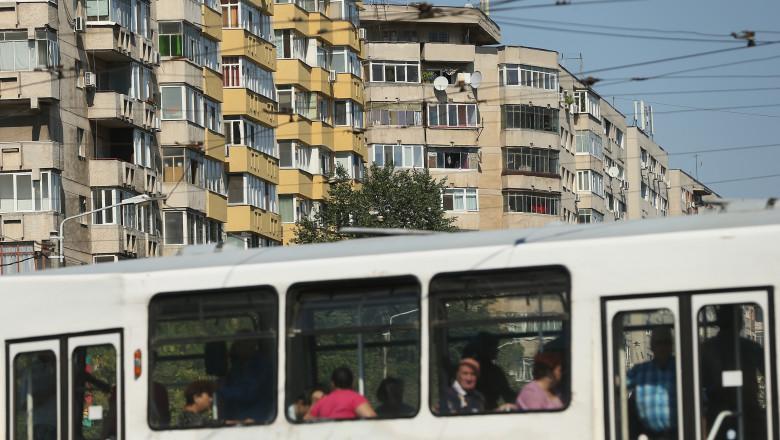 Apartamente Bucuresti blocuri Bucuresti GettyImages august 2015