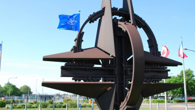 Sediu NATO simbol - nato.int