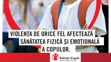 Salvati Copiii Romania Primul studiu national despre bullying 1