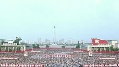 Coreea de Nord oameni