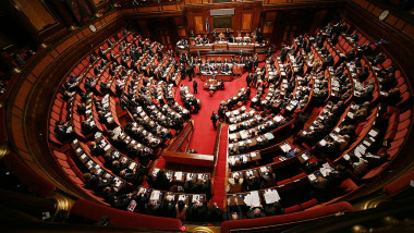 Parlament Italia GettyImages-81093618