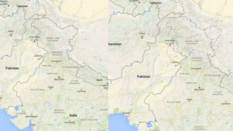 India Vrea Să Interzică Imaginile Din Satelit și Hărțile Greșite