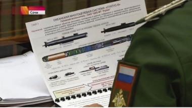 submarin rusia