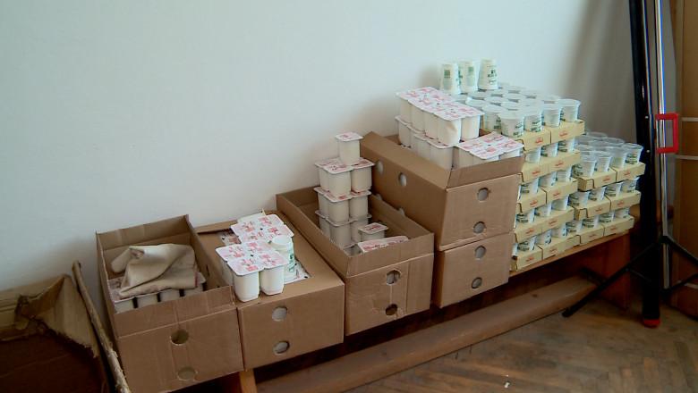 laptele din cancelarie captura