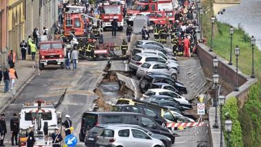 masini asfalt florenta italia