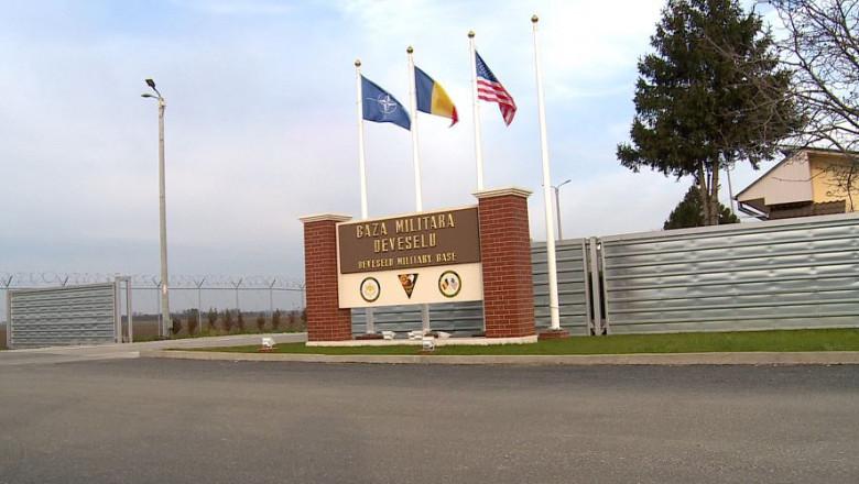 intrare baza militara deveselu digi24-3