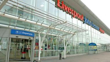 aeroportul liverpool