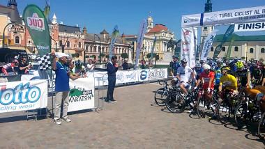 Plecare n prima etap de jude a Turului Bihorului 2016