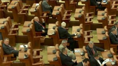 parlamentari sala