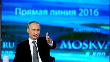 Conferinta anuala Vladimir Putin kremlin 2