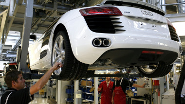 Fabrica Audi Germania GettyImages-82601825
