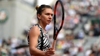 Simona Halep Roland Garros 2016 GettyImages-534648012