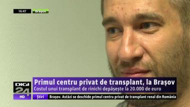 CENTRU TRANSPLANT