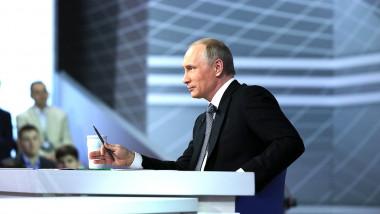 Conferinta anuala Vladimir Putin kremlin 6