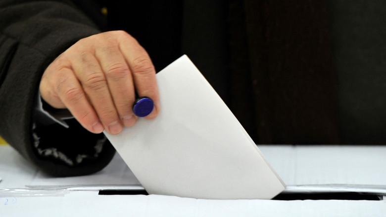 Bulletin vot alegeri agerpres 7695483